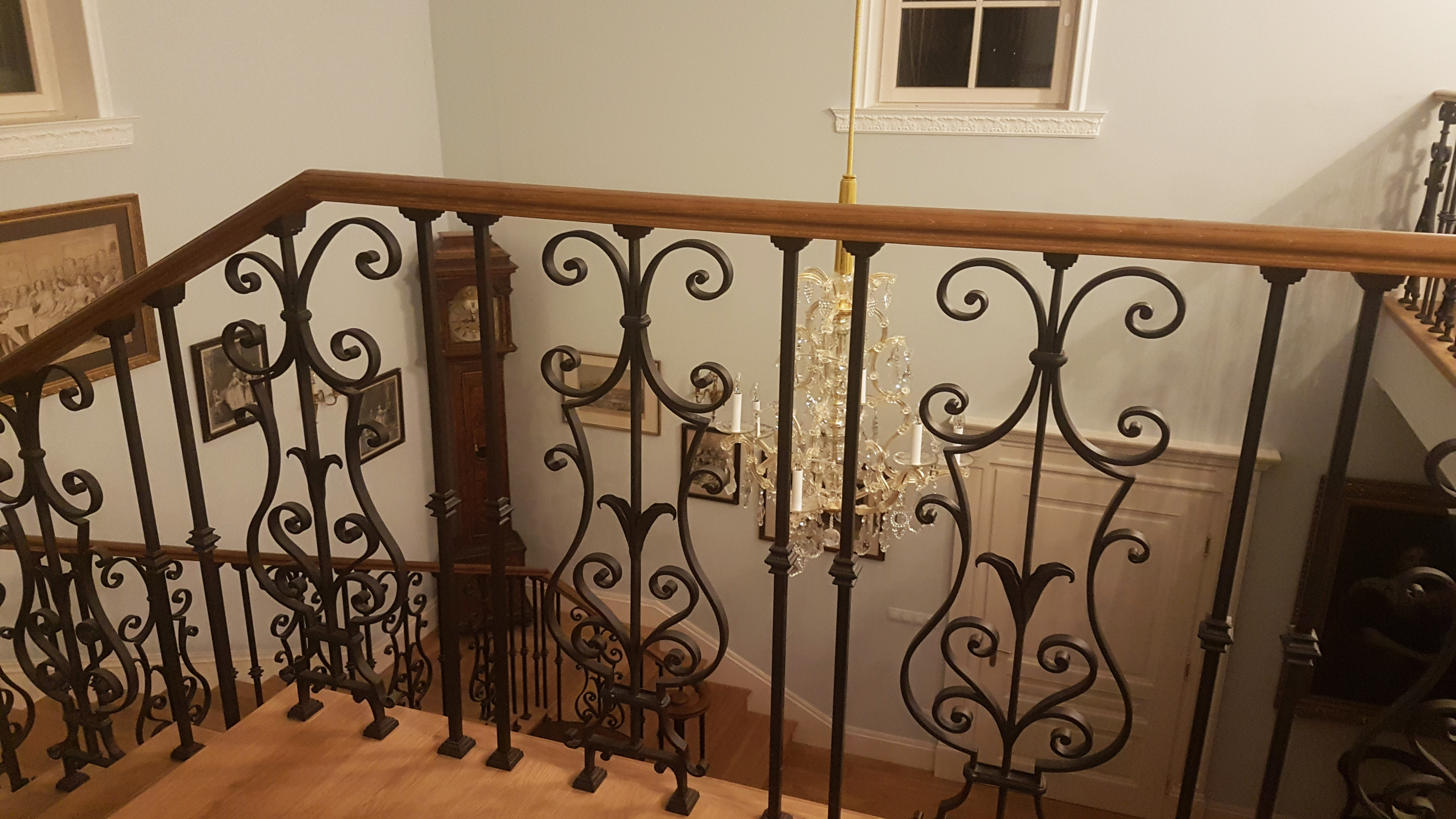 Beautiful Period Inspired Ironwork Peter Weldon Iron Designs Ltd