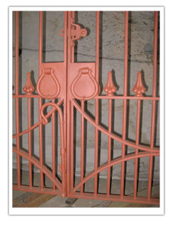 Victorian Carriage Drive Gates #1