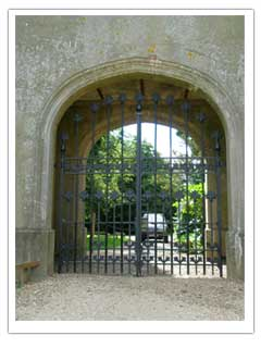 Knebworth Gates