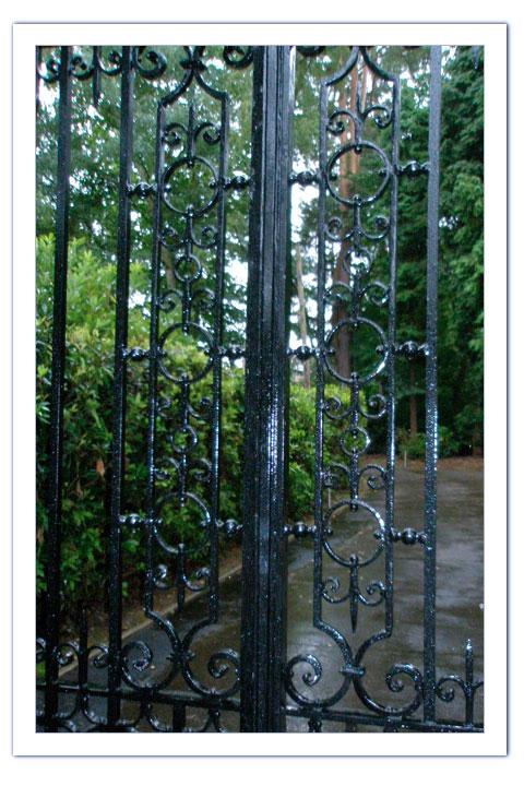Copthorne Gates Peter Weldon Iron Designs Ltd
