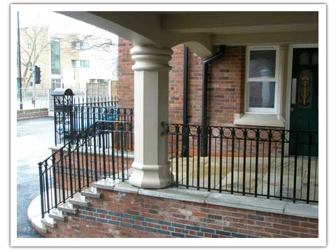 Manson Developments Railings