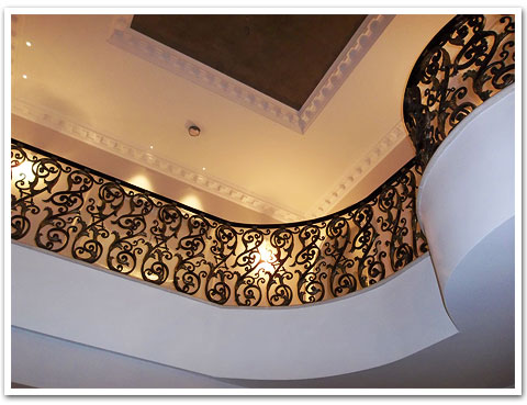 Loxley Staircase